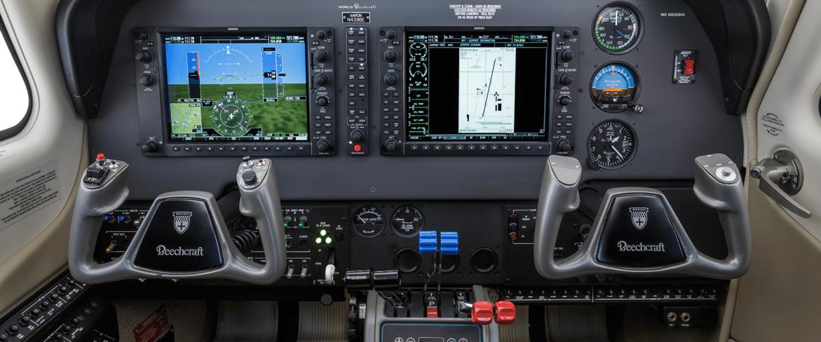 Avionics-slider