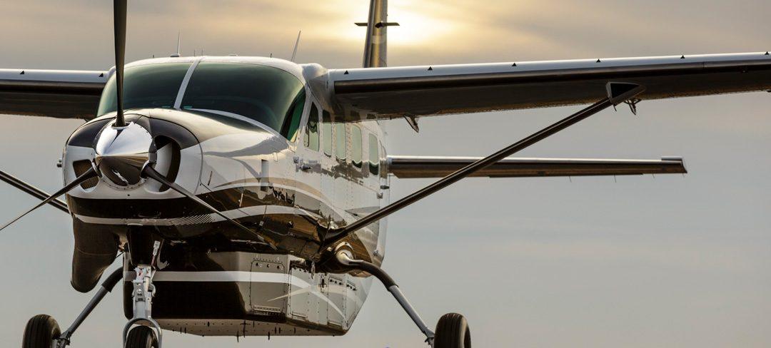 Textron Aviation enhances proven Cessna Caravan platform with next-generation Garmin G1000 NXi avionics