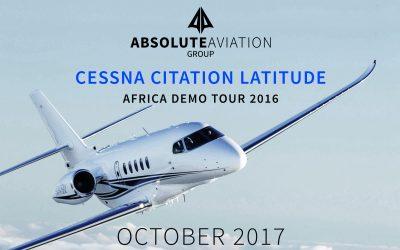 latitude demo tour 11 – 14 October 2017