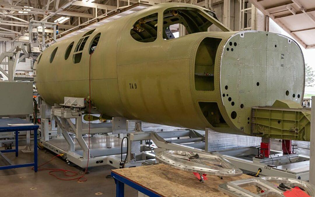 Cessna Denali enters new phase of development