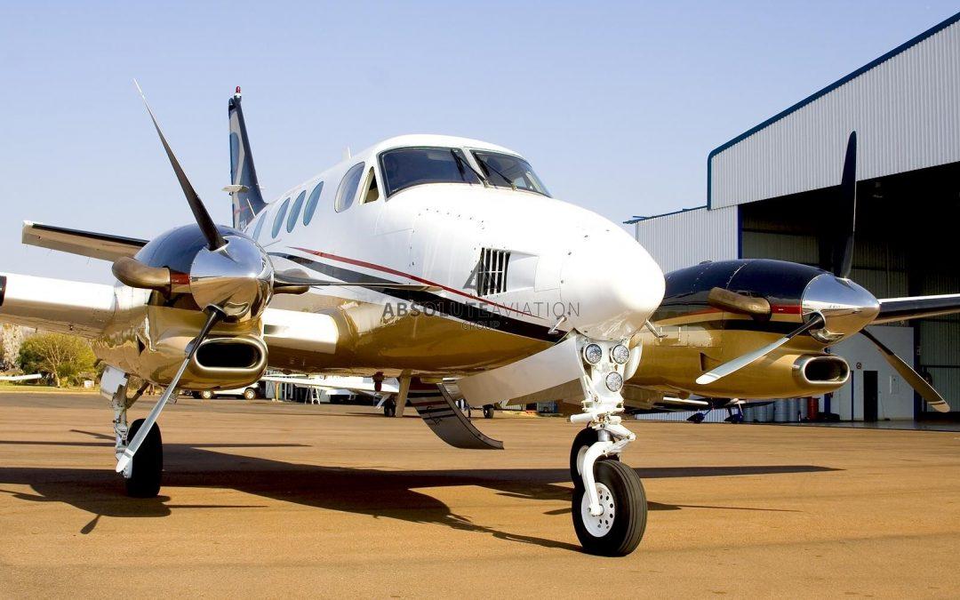 1985 BEECHCRAFT KING AIR C90