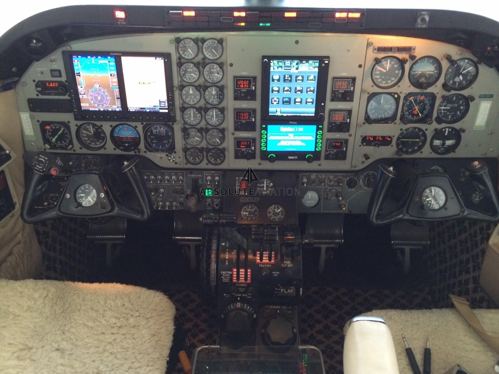 1985 BEECHCRAFT KING AIR C90_2