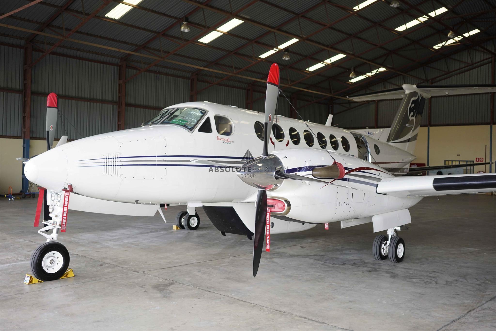 1992 BEECHCRAFT KING AIR 350 img1
