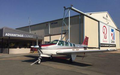 Beechcraft Bonanza gets proud new owner