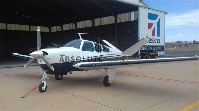 1974 BEECHCRAFT V35B BONANZA | Absolute Aviation Group