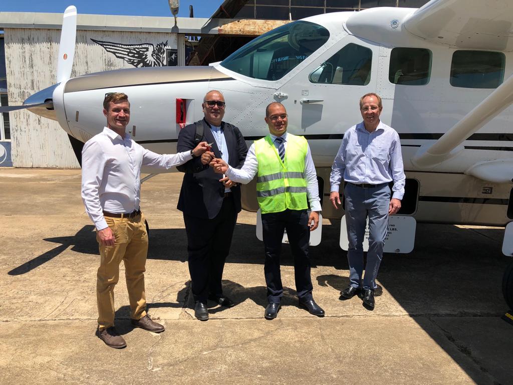 2015 Cessna Grand Caravan EX delivery