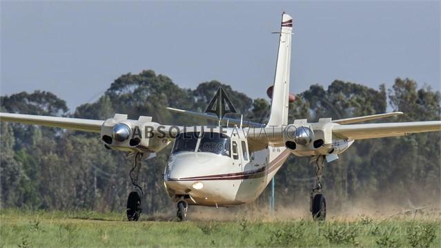 1969 Aero commander 1