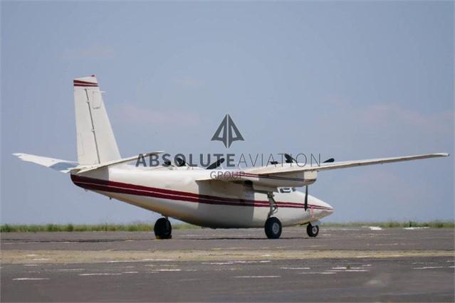 1969 Aero commander 8