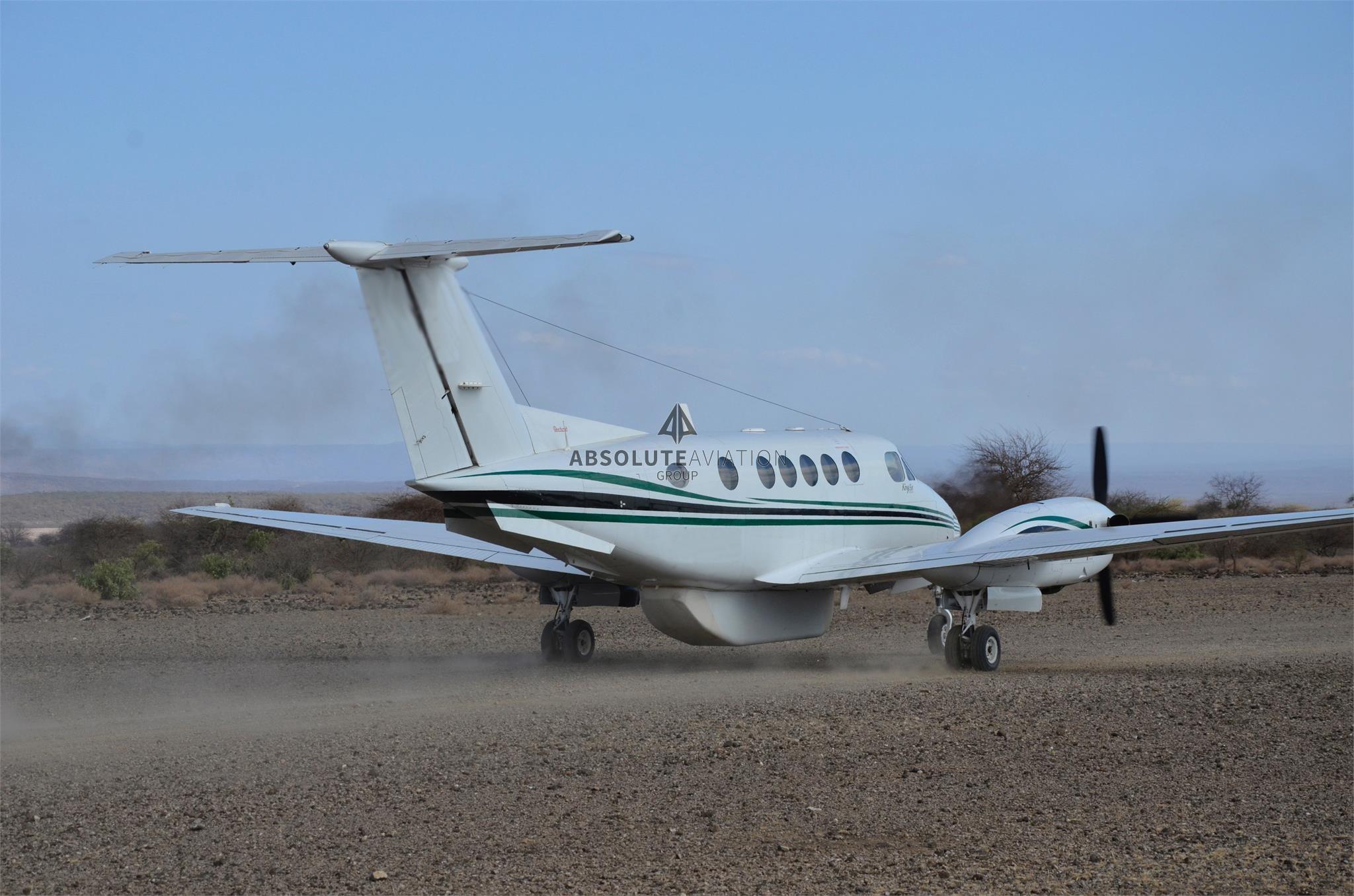 2003 Beechcraft King Air 200 img 3