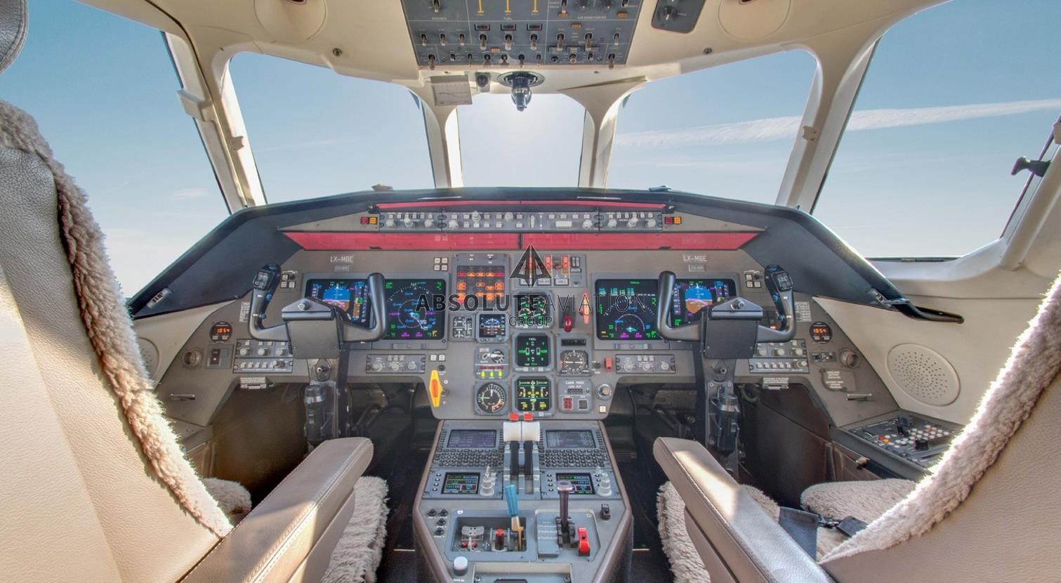 2004 DASSAULT FALCON 2000 for sale_avionics