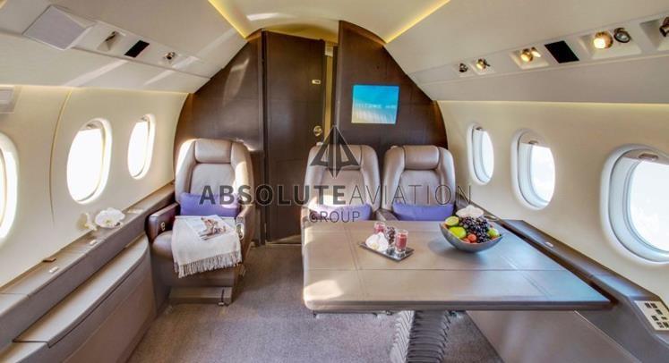 2004 DASSAULT FALCON 2000 for sale_interior2