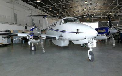2003 BEECHCRAFT KING AIR B200