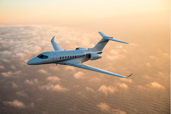Textron Aviation tops 2019 business jet deliveries; Citation Latitude remains the industry's most-delivered midsize jet.