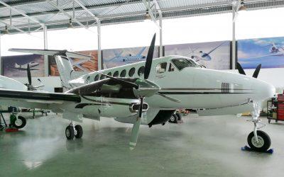 2013 BEECHCRAFT KING AIR 350i