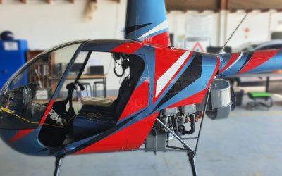 2007 ROBINSON R22 BETA II