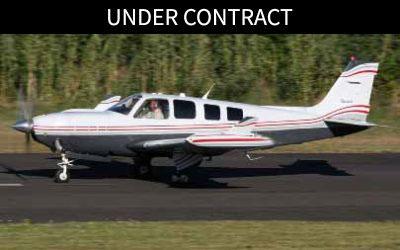 2004 BEECHCRAFT A36 TURBOPROP